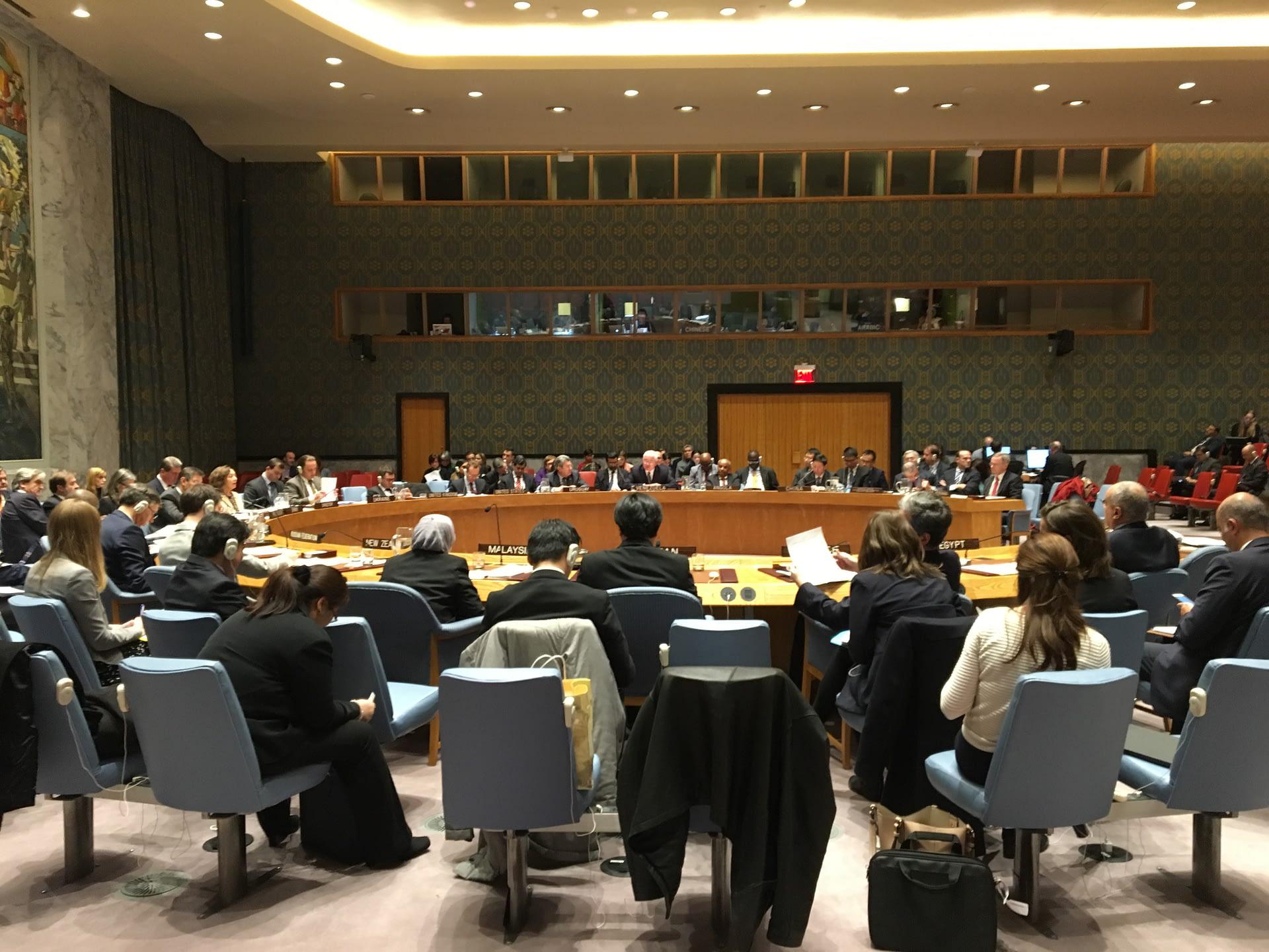 161212 UN Security Council